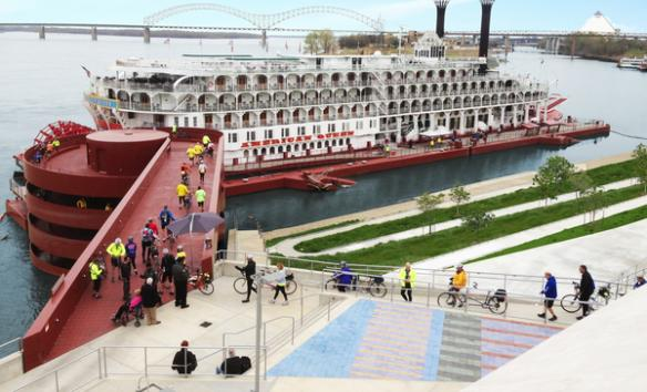 Beale Street Landing: Paying For Itself And Then Some