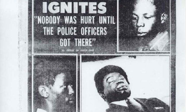 Elton Hayes Killed 50 Years Ago – Part 2 – The Incident