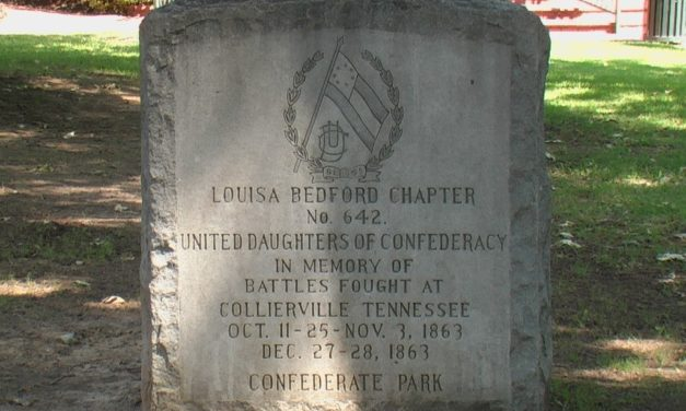 Collierville: Clinging To A Confederate Past Or Moving To A Shared Future?