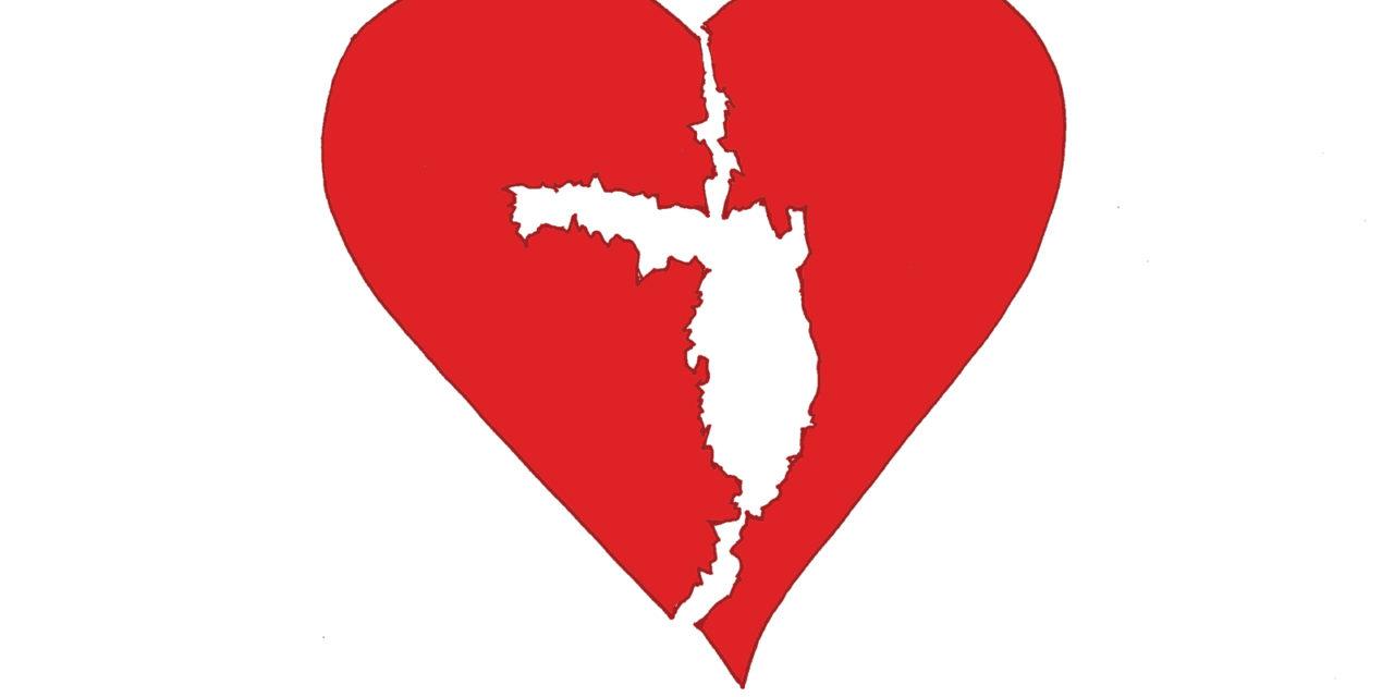 Surfside, Florida, A Cartoon by Award-Winning Bill Day