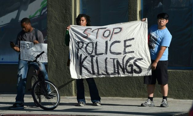 Data About Killings By Police And Killings Of Police