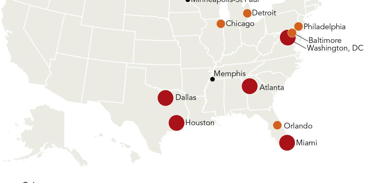 Data Points: Diversity In Memphis Suburbs