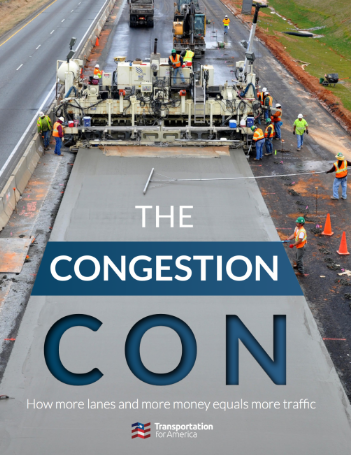 Report: Building More Roads Results In More Congestion