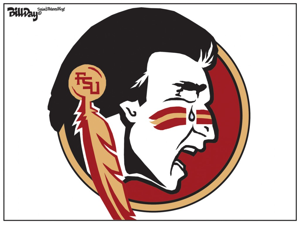 FSU, A Bill Day Cartoon