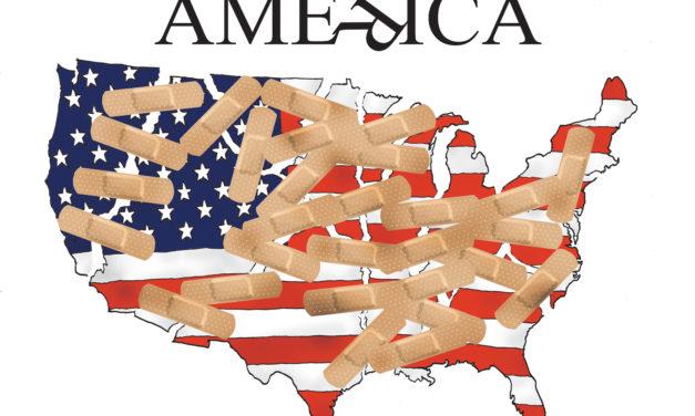 America Heals, A Cartoon by Award-Winning Bill Day