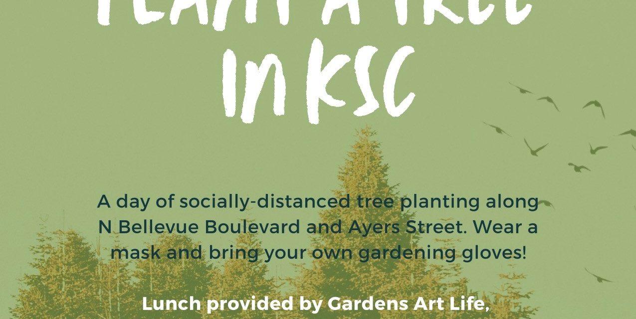 Tree Planting in Klondike Neighborhood Tomorrow Kicks Off Ambitious Program