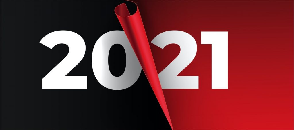 2021 Brings In Challenge and Opportunity, Change and Options