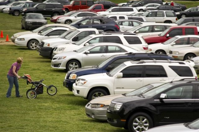 overton park parking
