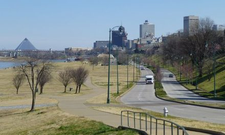 Improving Riverside Drive And Joining A Movement