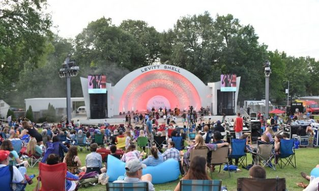 Levitt Shell Confronts The Present And Aims For The Future