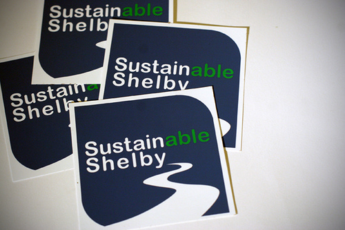 sustainable shelby
