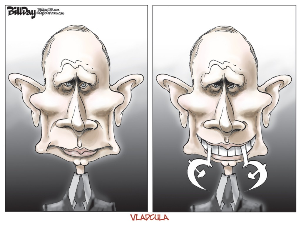 Vladcula, A Bill Day Cartoon